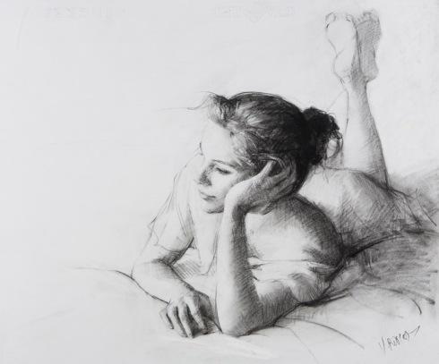 Dibujos a lapiz de mujeres desnudas picture 286