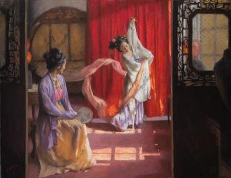 Suzhou's Dance