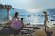 195x130 cm. Oil on canvas
