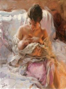 61x46 cm. oil on canvas