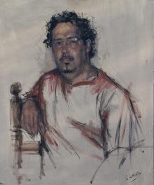 73x60 cm. Oil on canvas (2003)