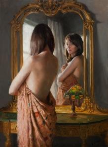 100x65 cm. Oil on canvas (2016)